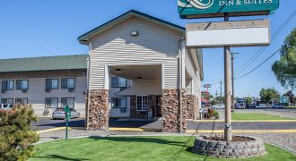 Quality Inn & Suites – IN CONTRACT | Toppenish Washington 98948