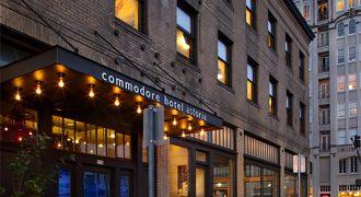 Commodore Hotel | Astoria Oregon 97103