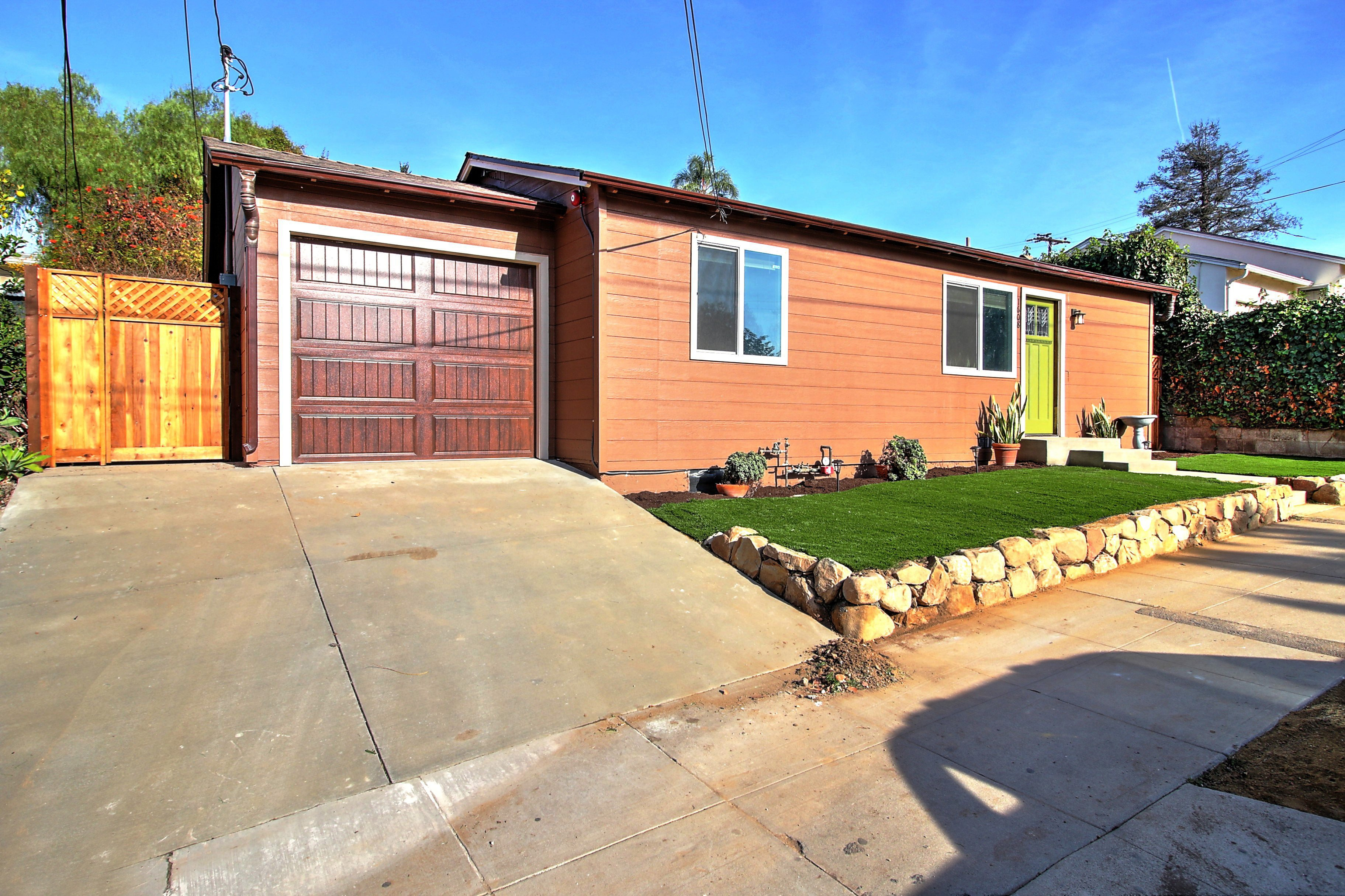 Turnkey 2/2 House w/Gar & Yd, Walk to Downtown SB | Santa Barbara California 93101