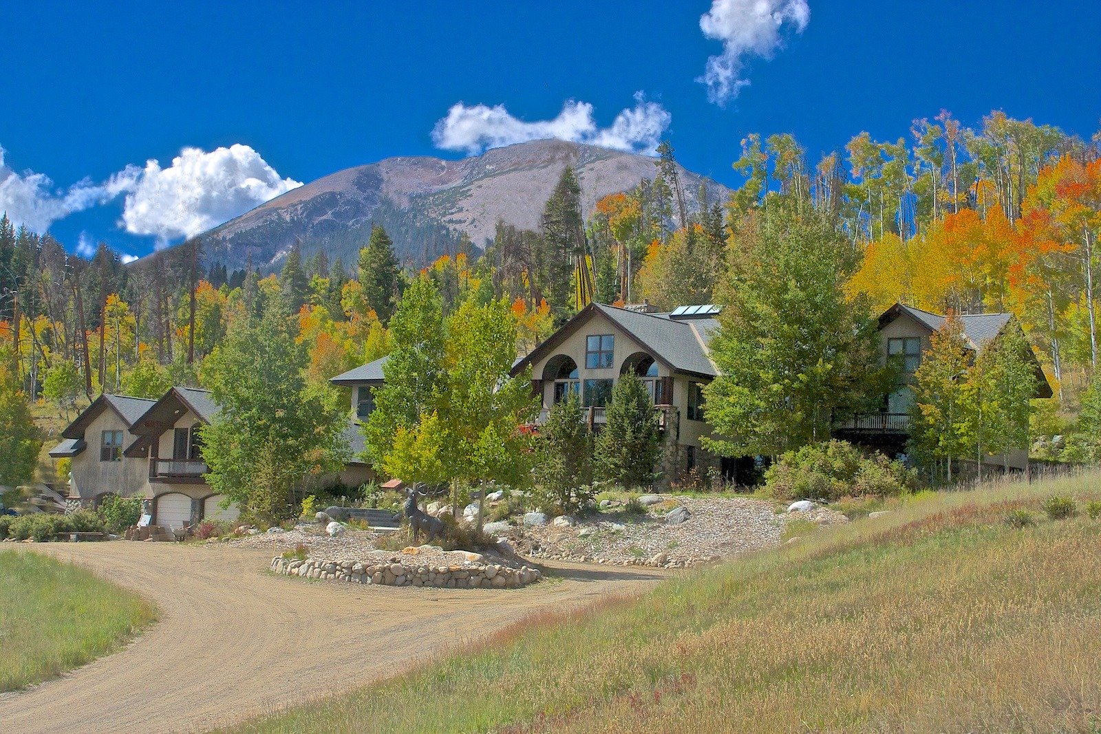 The Jewel of Ruby Ranch, 10K sq. ft. on 13 acres | Silverthorne Colorado 80498