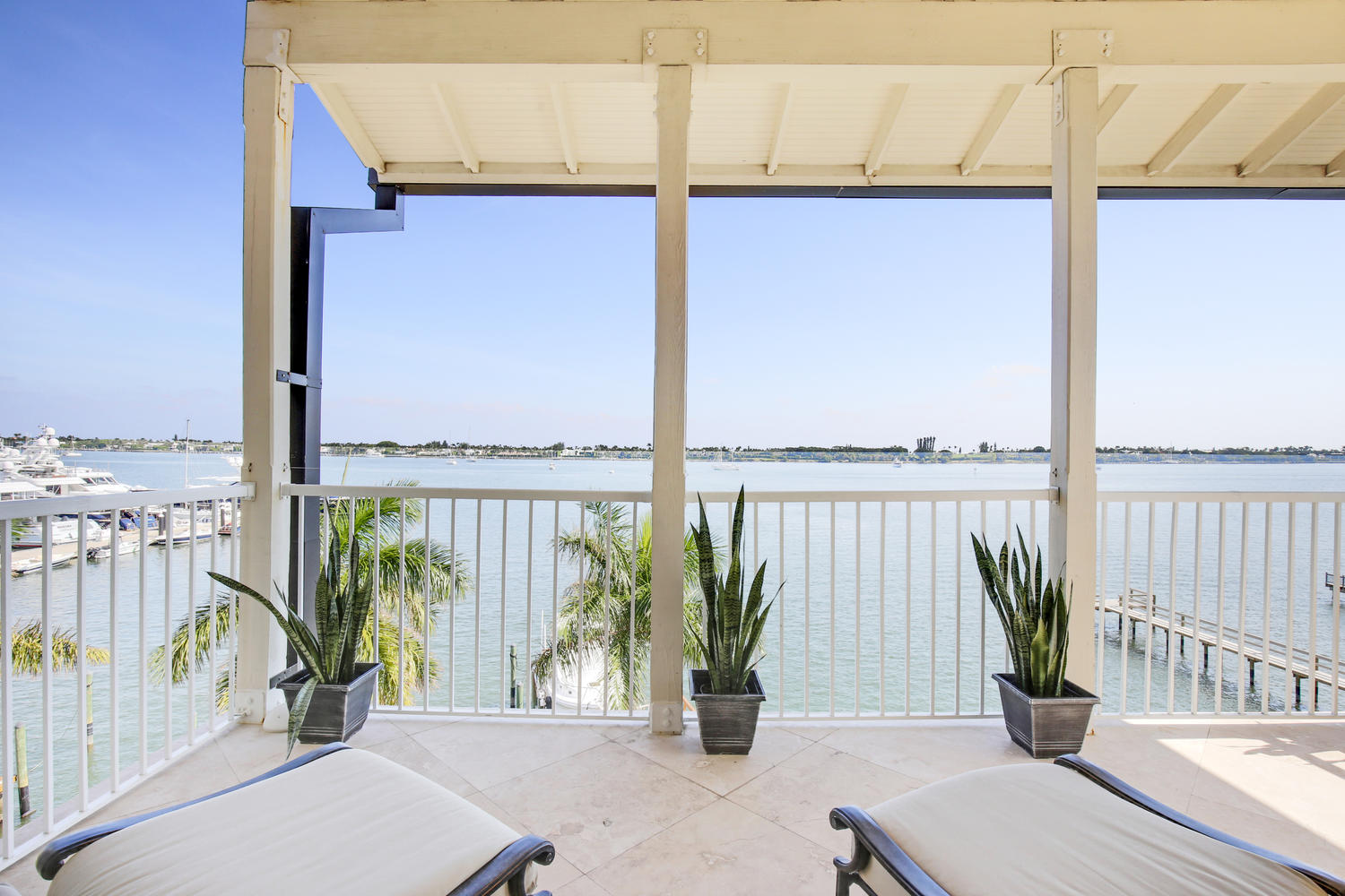 Penthouse with Water Views | West Palm Beach Florida 33407