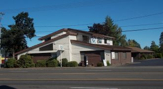 3 Suite Office Building 100% Leased! | McMinnville Oregon 97128