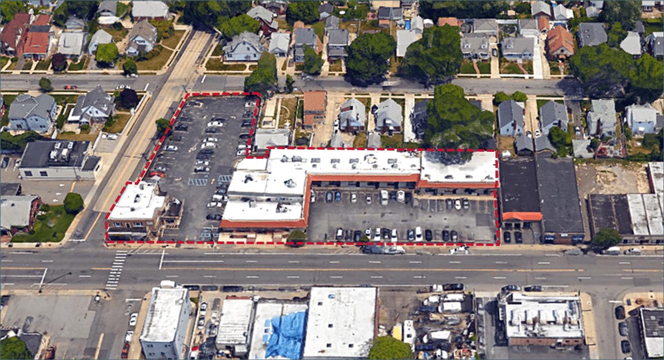 Retail Strip Center | Valley Stream New York 11580