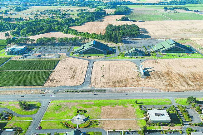 Evergreen Space Museum and Waterpark | McMinnville Oregon 97128