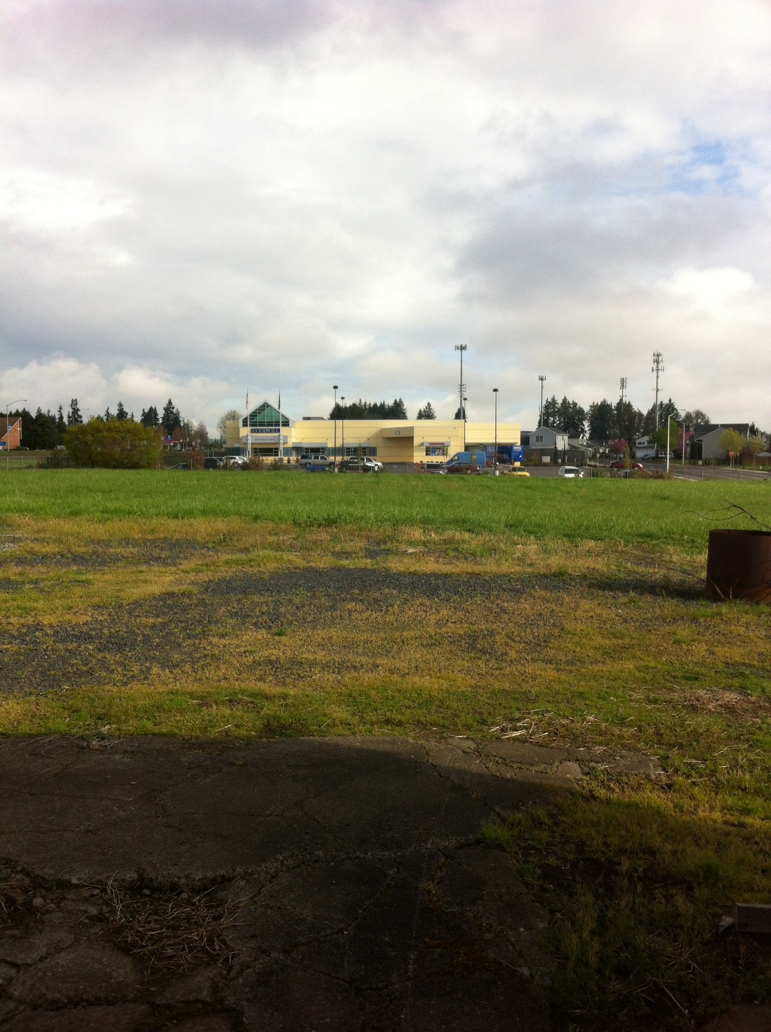 Commercial ground, two acres | Scappoose Oregon 97056