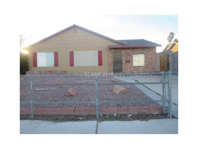 1031 Exchange /Income Property   Las vegas Nevada 89107