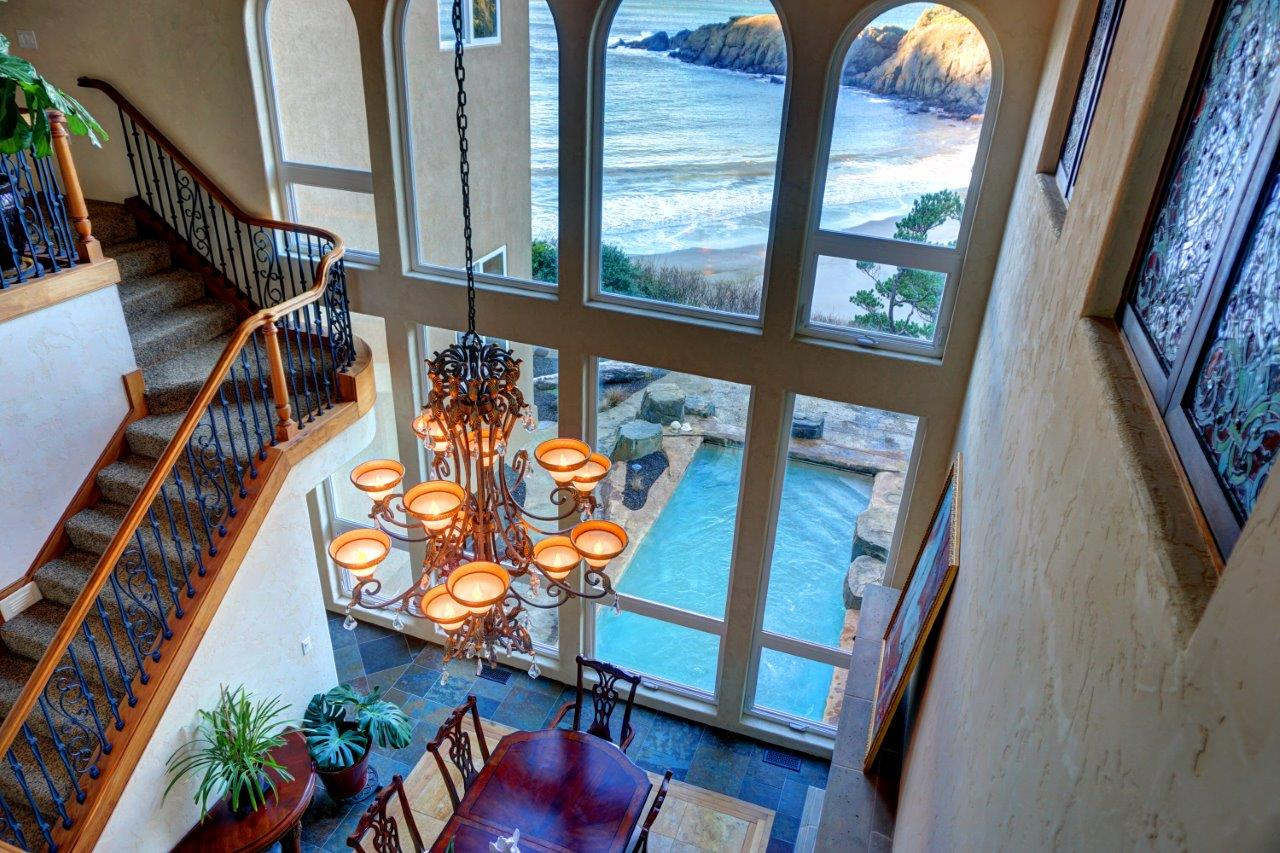 Unparalleled Ocean Front Home-www.whalehouse.org | Depoe Bay Oregon 97341