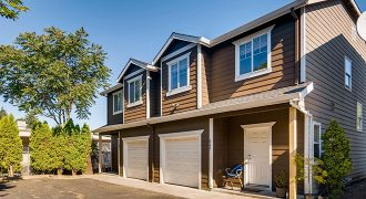 10 Townhome Units in SE Portland $1.95 Million | Portland Oregon 97233