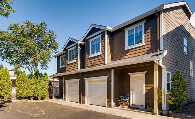 10 Townhome Units in SE Portland $1.95 Million | Portland Oregon 97233 – New Price!