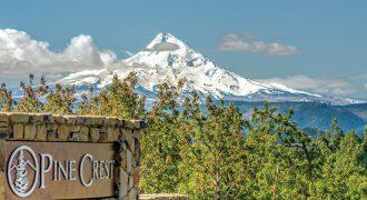 Luxury Acreage with Huge Mt Hood View   Hood River Oregon 97031