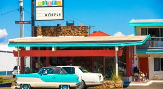 Atomic Motel – 50s Style Motel with Extensive Capital Improvements