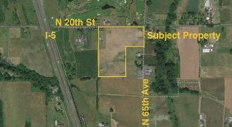 30 Acre Parcel Inside Ridgefield, WA City Limits