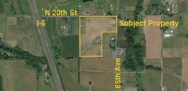 30 Acre Parcel Inside Ridgefield, WA City Limits