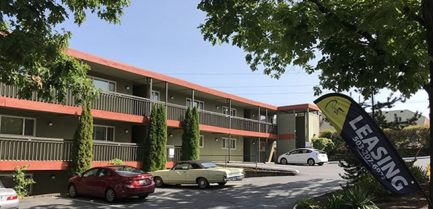 Barbur Place Apartments | 24 Units in SW Portland | $3,725,000