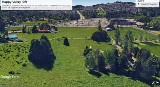 5 Acres Mixed-Use View Land for Development in Happy Valley, OR (Portland)