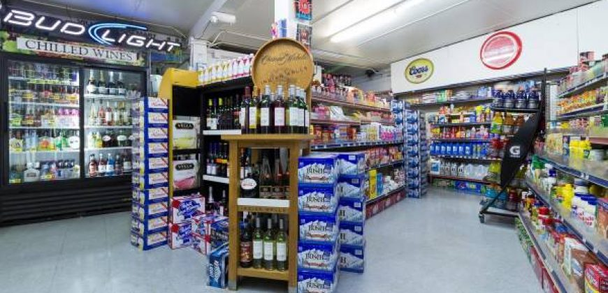 Convenience Store plus rentals and Home