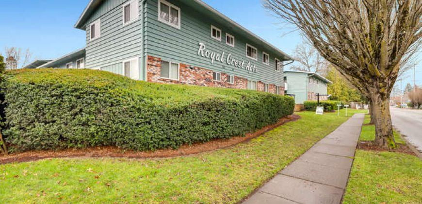 Royal Crest | 48 Units in Beaverton, Oregon | $6.99 Million – New Price!