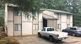 Edgewood Apartments | 19 Units in Reedsport | $1.4 million