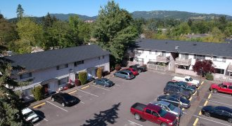 Highland Apartments | 26 Units in Roseburg, Ore. | $1.625 million