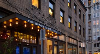 Commodore Hotel – IN CONTRACT