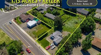 1.13 Acres of Land – Space for Up to 27 Apartment Units in Keizer, Ore. | $700,000