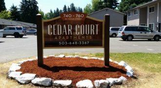 Cedar Court Apartments