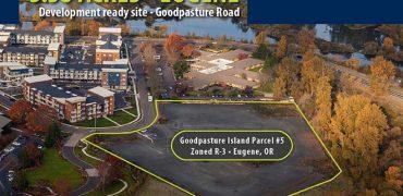 5.38 Acres | Eugene, Ore. | Development Ready | Goodpasture Island Road