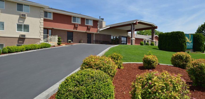 Quality Inn & Suites – PRICE REDUCED!