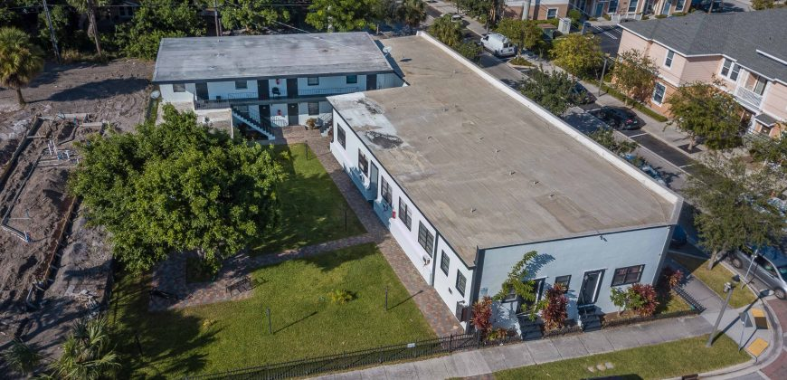 Fully renovated and occupied 18 unit complex with excellent return and value-add opportunity
