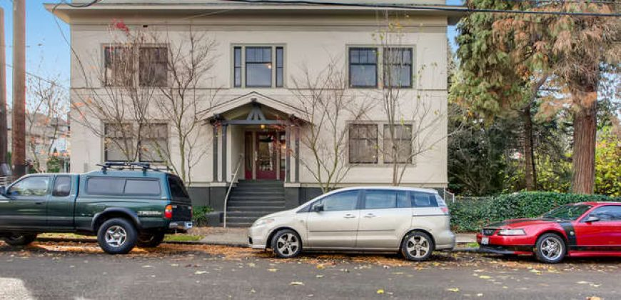 12 Units | Close-In SE Portland, Ore. | Le Maison de Jardin | $2.35 Million