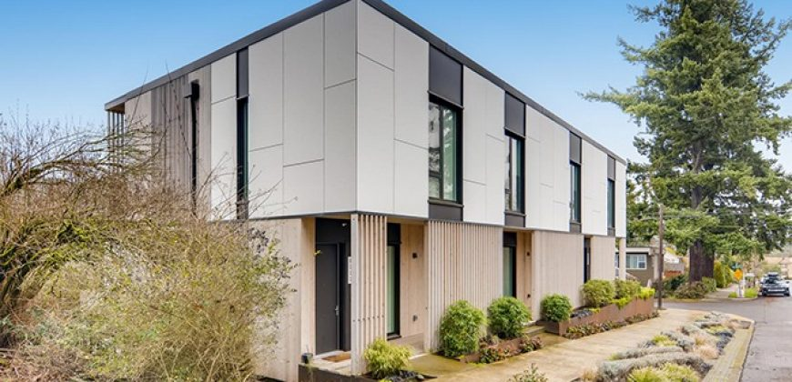The Willamette   6 High-End New Units in Portland/St Johns   $1.5 Million