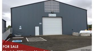 For sale cannabis grow facility + Additional & land to develop
