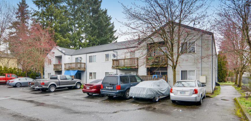 Concord Village | 30 Units in SE Portland, Oregon | $4.4 Million | Transit-oriented