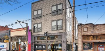Midmont Station | 10 Units with 1 Ground Floor Retail Space | Built in 2018 | $3.1 Million