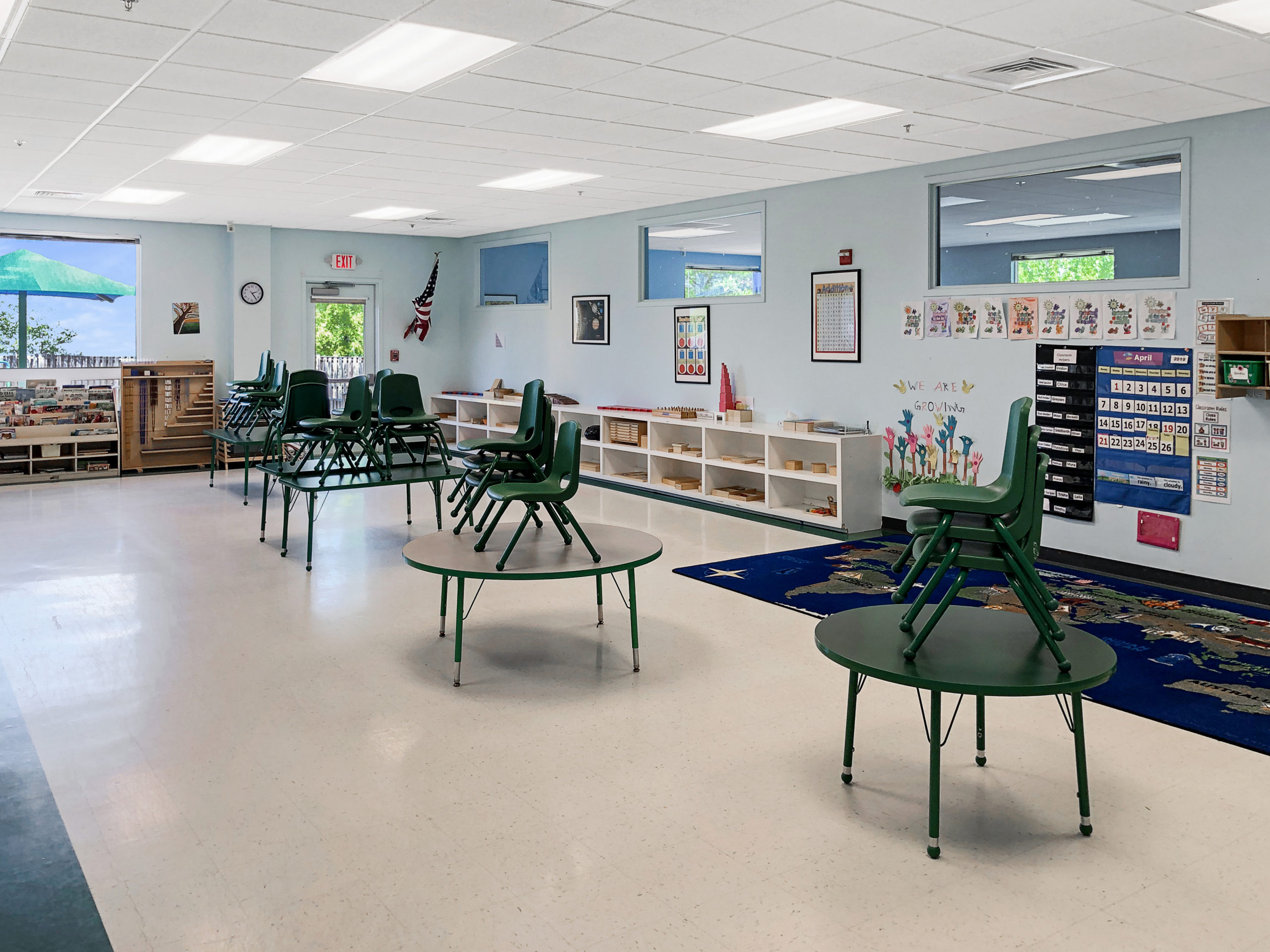 NNN Accredited Private Montessori School in Loudoun County, VA | 6.76% Cap | NOI: $246,706 | 3% Annual Escalations | 11 Years Remaining on Lease