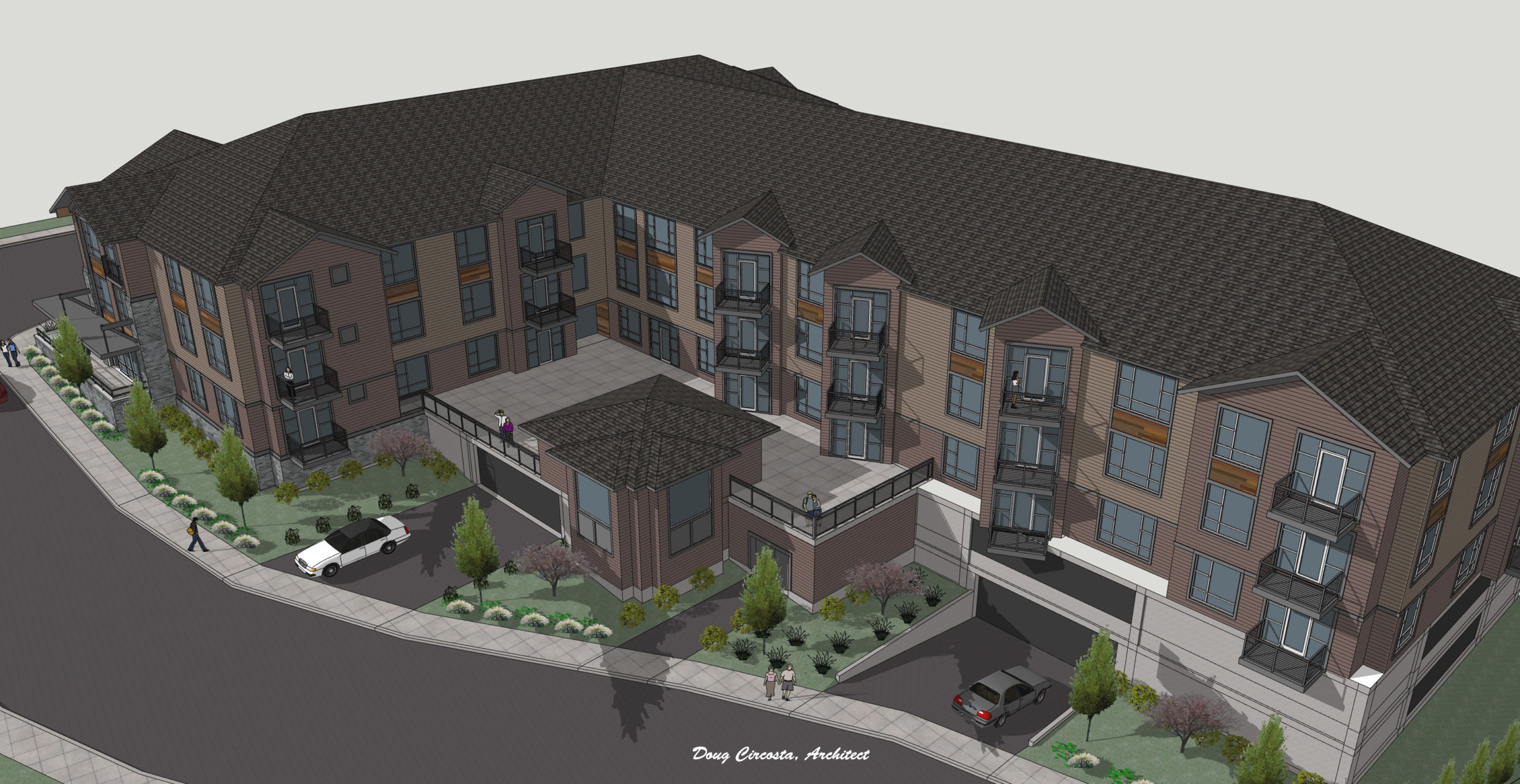 Two Approved Apartment Projects in Fairview and Wood Village