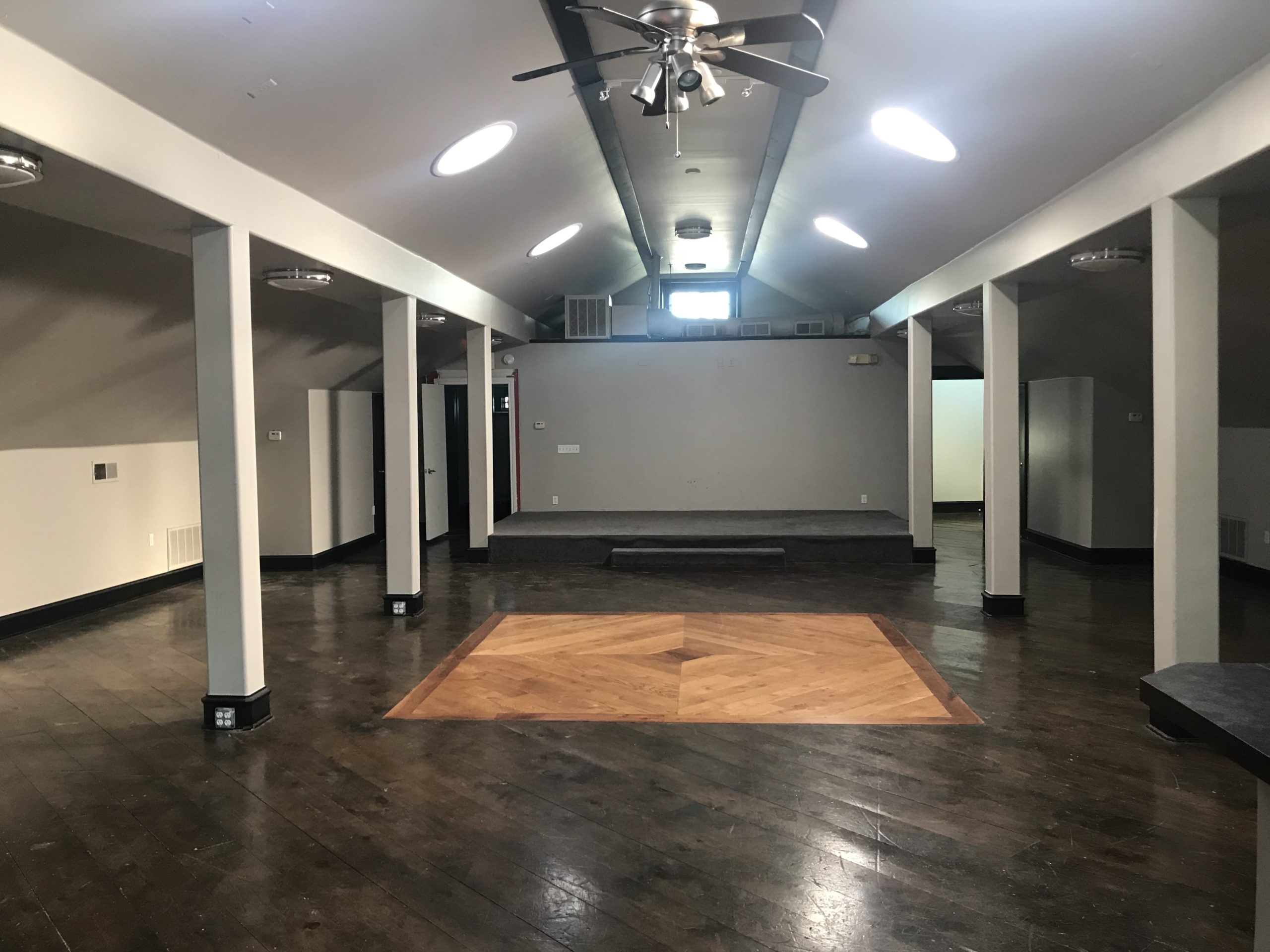 BEAUTIFUL RENOVATED HISTORIC BUILDING FOR SALE- Iglesia Building