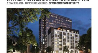 Trophy Land Parcel | Downtown Portland | Near Hotels, Museum, Performing Arts Center $4 Million