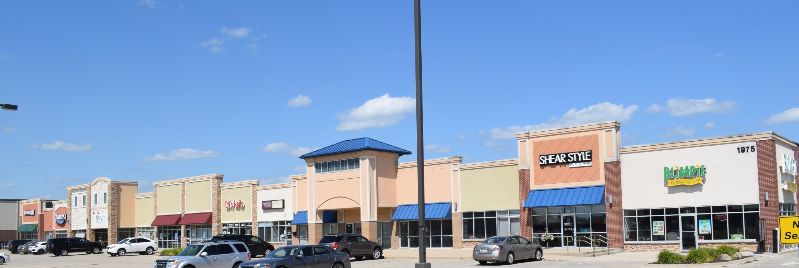 Georgetown Plaza Shopping Center – Off Market Property