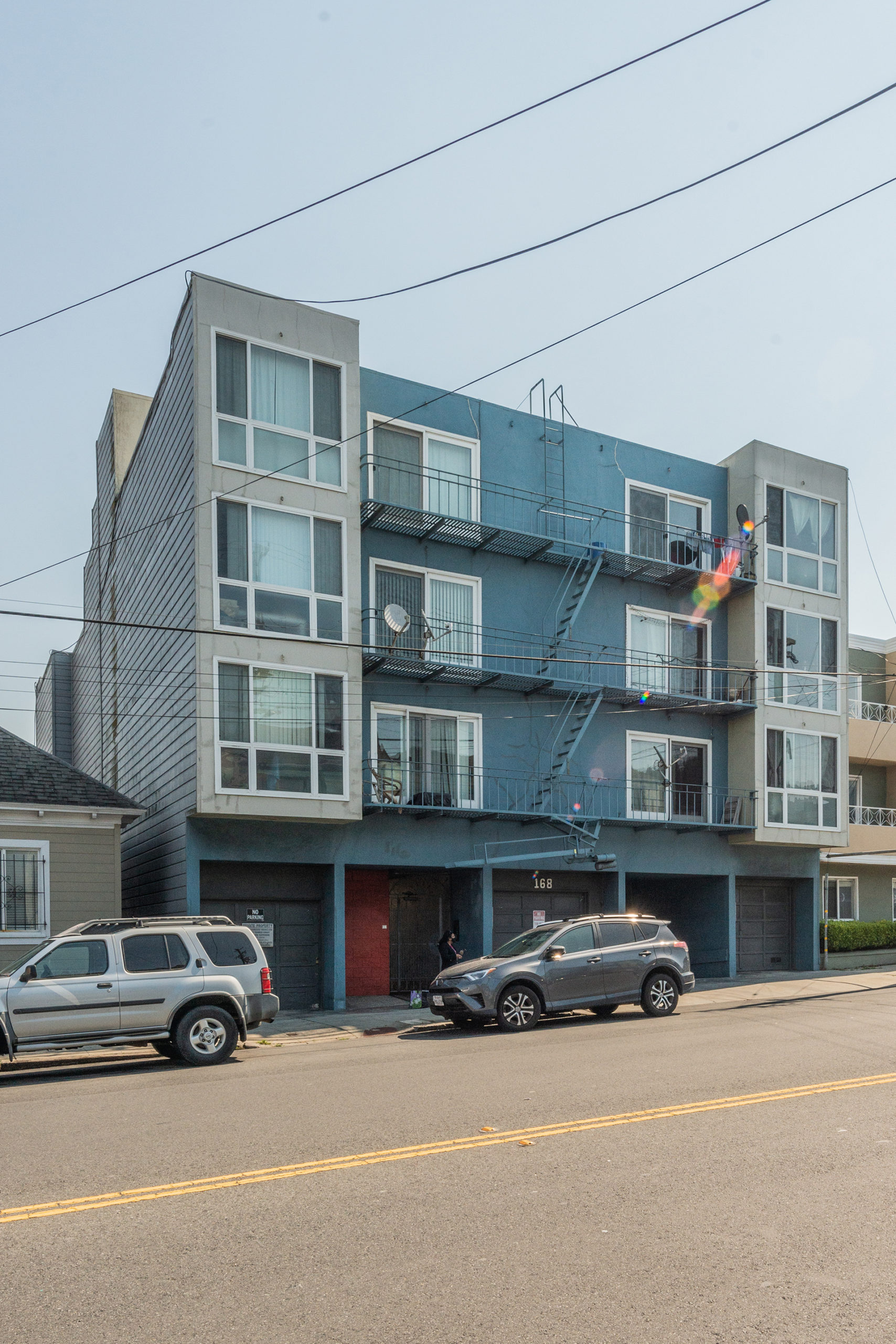 Stable Investment with REAL, Value Add Growth Potential – 168 Sickles Avenue San Francisco California 12 Residential Units with 12 Car Parking!