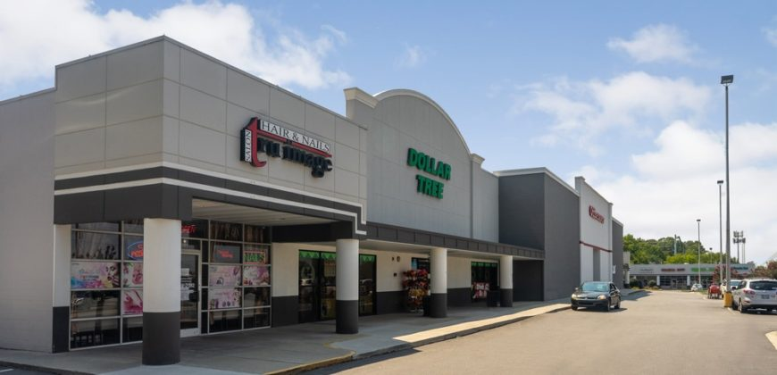 63,000 SF RETAIL CENTER – 7.5% CAP – TRIAD REGION (NC) – 100% OCCUPANCY – $10M