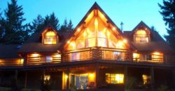 Oakridge Mountain Log Lodge