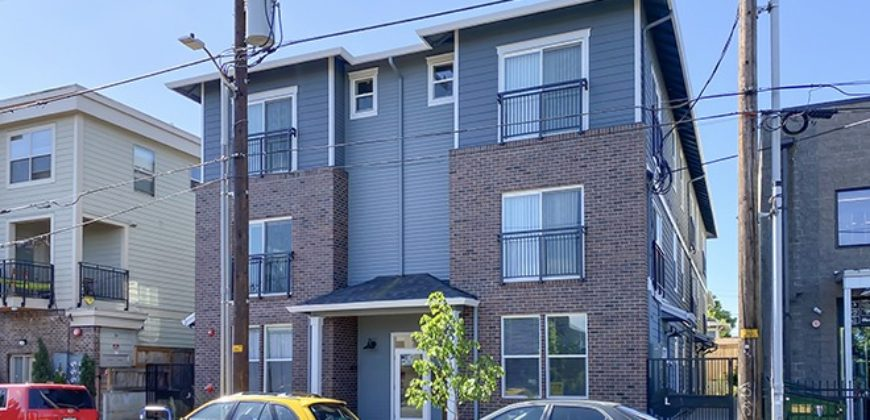 Simpson Street Apartments   $12 Units in NE Portland $2.69 Million