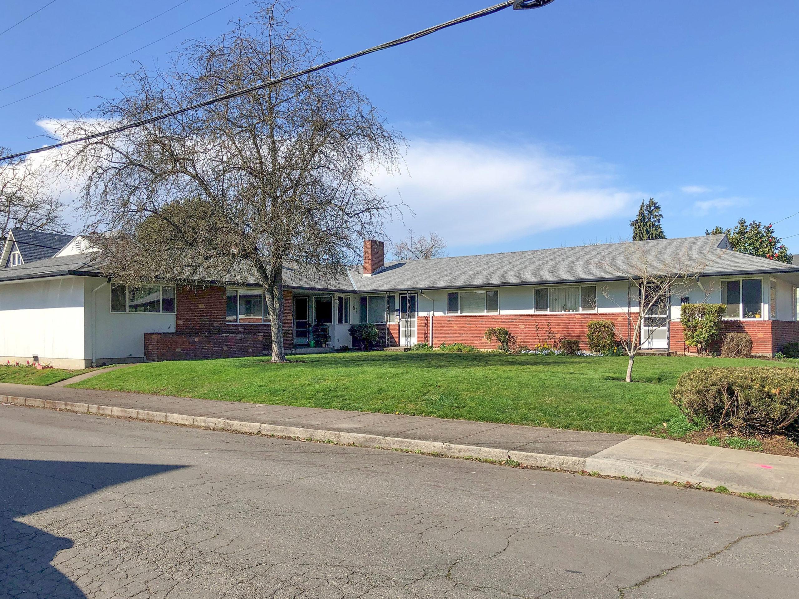 Rhone Street Plex | 4 Units in SE Portland | $975K