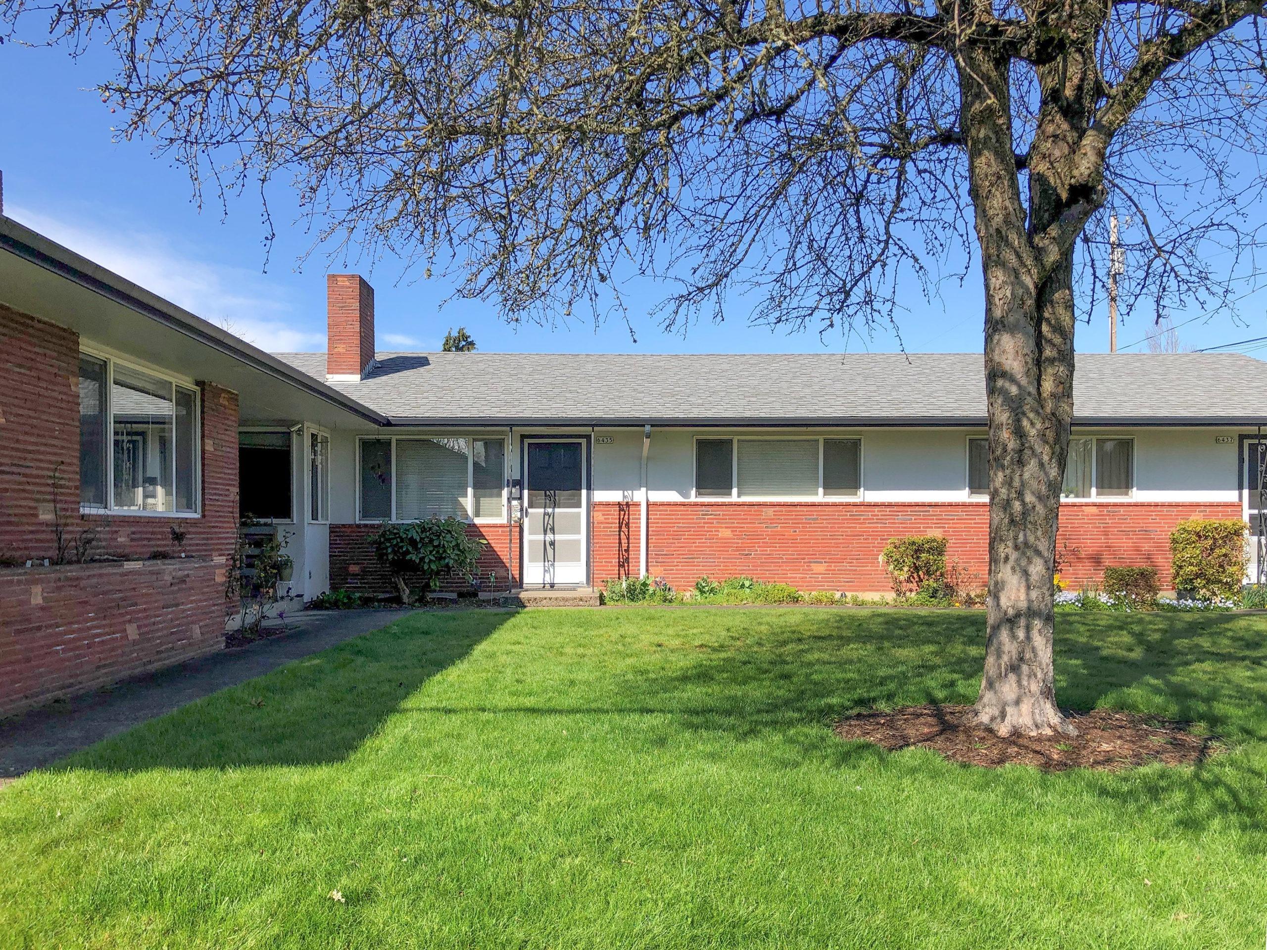Rhone Street Plex   4 Units in SE Portland   $975K