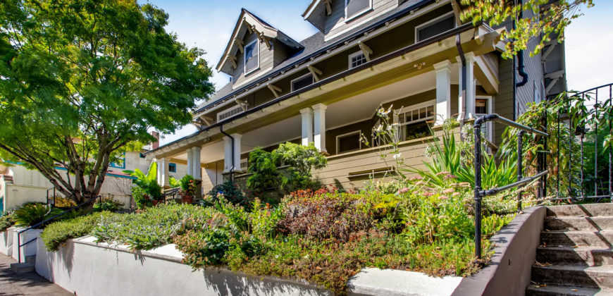 7 Units in NW Portland   Extensively Updated Vintage